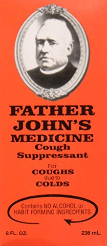 Father Johns Liquid 8 OZ (Pack of 3)