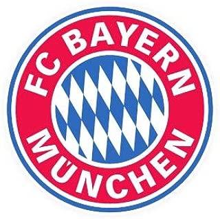 F.C. Bayern Munchen soccer logo 4