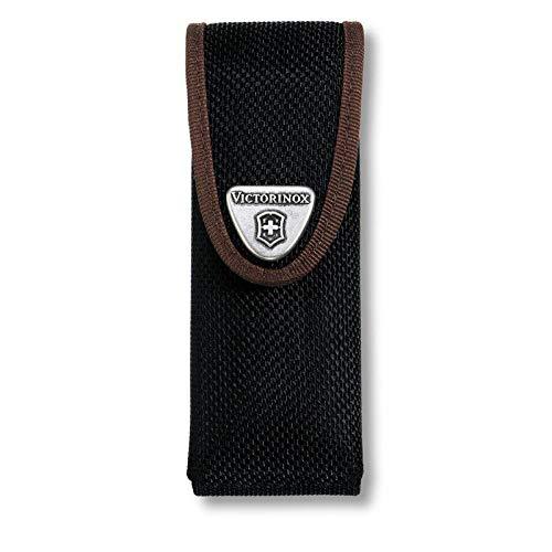 Victorinox Zubehör Gürteltasche Nylon Swiss Tool Spirit Mantel, schwarz, S
