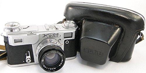 kiev-4m 4Russische Contax RF 35mm Kamera helios-10353mm F/1.8Linse