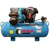 RSF EQUIPMENT, compresseur d'air de piston avec décharge de 200 litres. CP3.0
