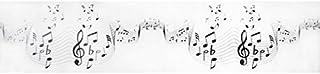 Chaks 72004 - Chemin de Table Musique 30cmx5m