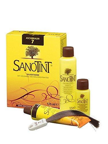 Sanotint® Cheveux Classique Couleur N ° 07 Châtain Cendré 125 ml