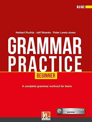 Grammar Practice Beginner A Complete Grammar Workout for Tee