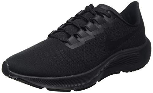 Nike Men's AIR Zoom Pegasus 37 Running Shoe, Black Black Dk Smoke Grey, 5.5 UK
