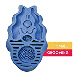 KONG ZoomGroom, Dog Grooming Brush, Small