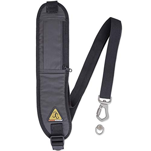 Danger Buddies S-Curve Rapid Access Camera Sling Strap for DSLR and Mirrorless Cameras, Binoculars, and Other 1/4-20' Threaded Products
