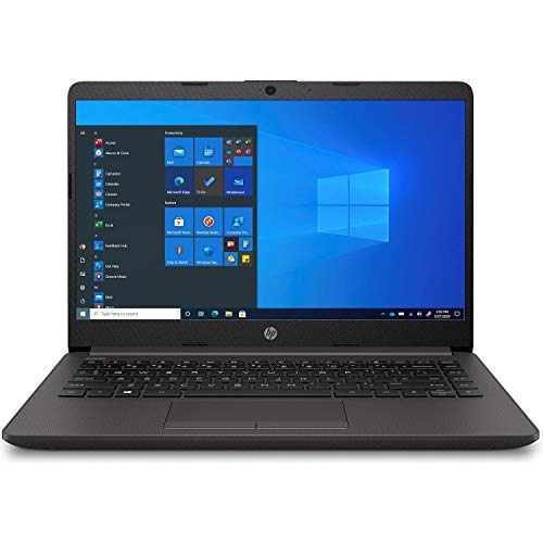 Ordenador portátil 240 G8, Intel Core i3-1005G1, RAM 8 GB, SSD 256 GB, tarjeta gráfica UHD Intel, Freedos, pantalla de 14 pulgadas FHD IPS antirreflejo