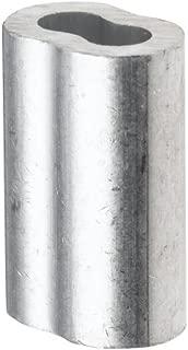 Aluminum Crimping Loop Sleeve for 3/16
