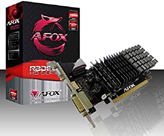 AFOX Radeon HD 6450 2GB DDR3 64bit - HDMI - DVI - VGA Low Profile