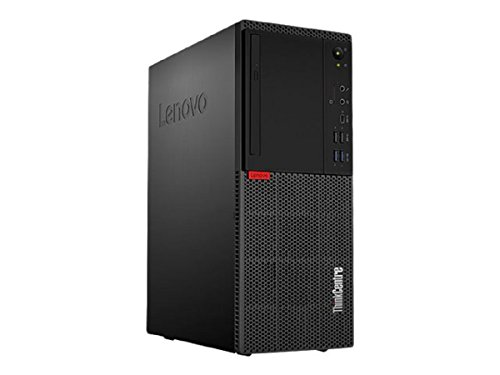 Lenovo ThinkCentre M720t (10SQ0070GE) PC-System, schwarz, Windows 10 Pro 64-Bit