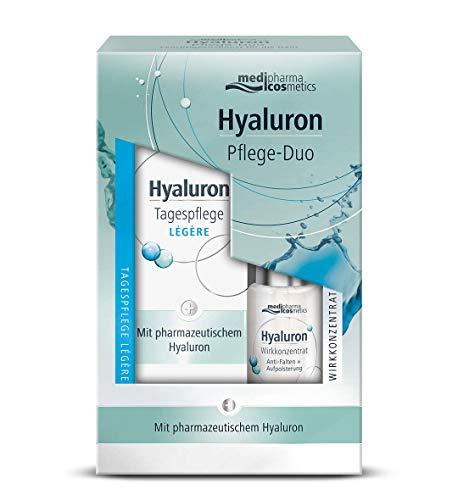 HYALURON Pflege-Duo Tagespfl.+Wirkkonz.Anti-Falten, 178 g