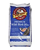 Meadow Ridge Farms Premium Wild Bird Seed Mix, 40-Pound Bag