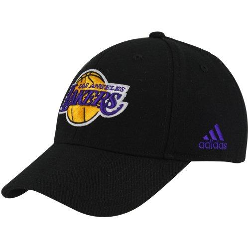 adidas NBA Los Angeles Lakers Basic Logo Flex hat