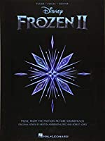 Frozen II Piano/Vocal/guitar Songbook: Music from the Motion Picture Soundtrack