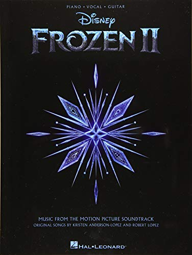 Price comparison product image Frozen 2 Piano / Vocal / Guitar Songbook: Music from the Motion Picture Soundtrack