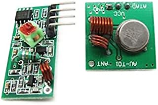 433Mhz RF transmitter and receiver link kit for Arduino / ARM / MCU WL