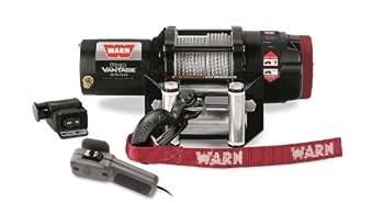 old warn winch model 8000