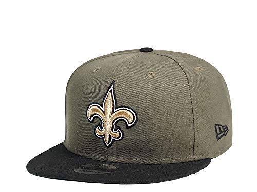 New Era New Orleans Saints Woodgreen 9Fifty Snapback Cap - NFL Kappe