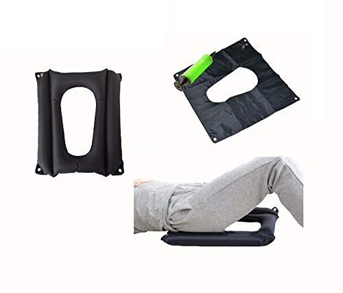 BIHIKI Medic-air Cushion Prevent Bedsore with Hand Pump,Air Inflatable Cushion for Bed Sores, Pain Relieve