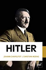 Hitler (BIOGRAPHIES) de Johann Chapoutot