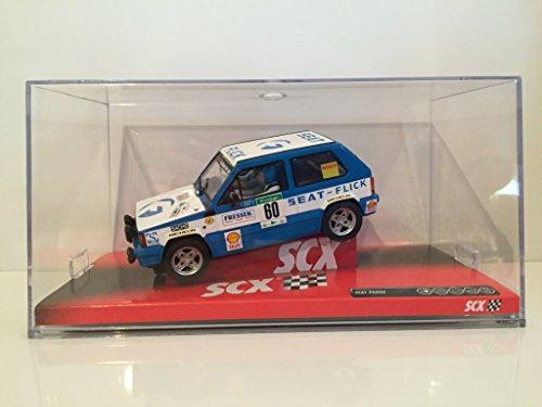 SCX A10077X300 - SEAT Panda FLICK Canarias Rally El Corte Ingles 1983 #60 - 1:32 Slot Car