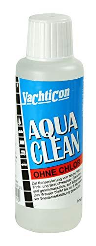 Yachticon Aqua Clean - Producto de estabilización y conservación del Agua Potable (100 ml)