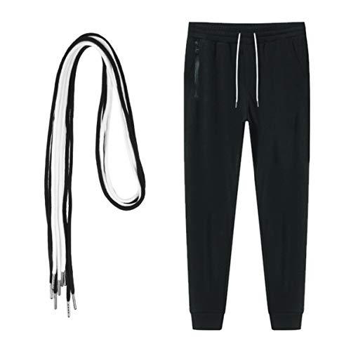 HEALLILY Kordeln Metalhead Baumwollseile Ersatzkordeln für Sporthosen Jogginghosen Pullover Jacken 4 stück