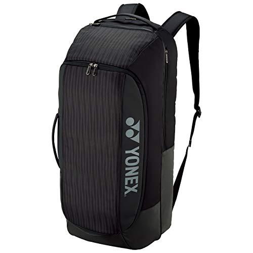 ヨネックス(YONEX) テニス・バドミントン ボックスラケットバッグ6 テニスラケット6本収納可能 ブラック BAG2012BR