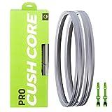Cushcore 29001 - Almohadilla de Espuma para neumáticos de Bicicleta, Unisex, Color Gris