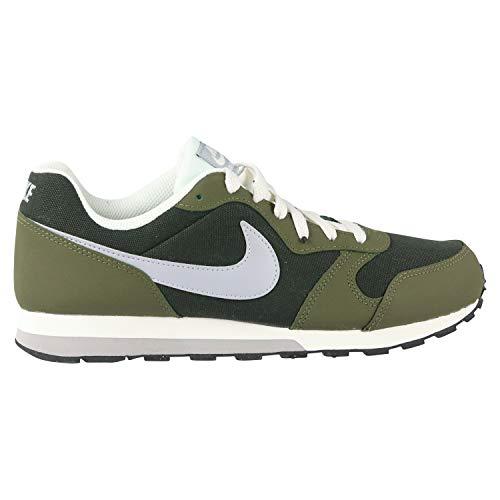 Nike Damen MD Runner 2 (GS) Fitnessschuhe, Mehrfarbig (807316 301 Multicolor), 37.5 EU
