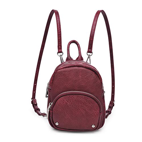 Urban Expressions Odessa Women Backpack Smooth Vegan Leather