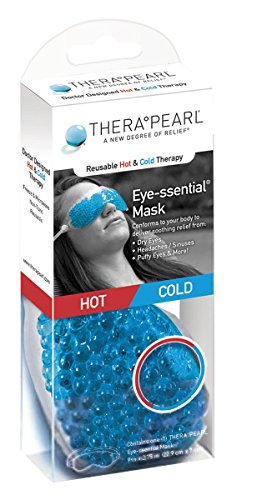 Thera Pearl Eye mask kalt und warm, Eye essential mask, 1 Stück