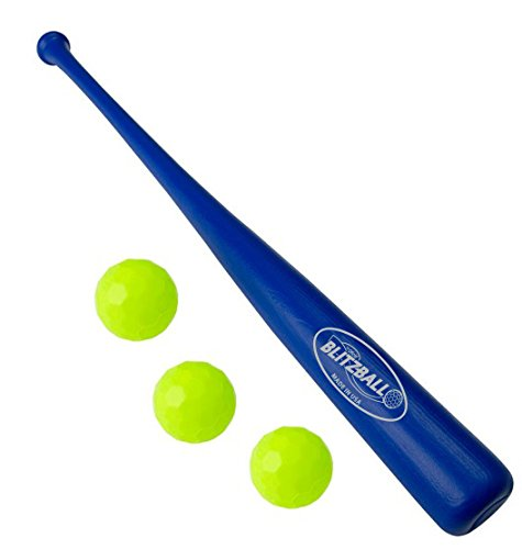 Blitzball Starter Pack–inkl. (3) Blitz Bällen und 1Power Fledermaus