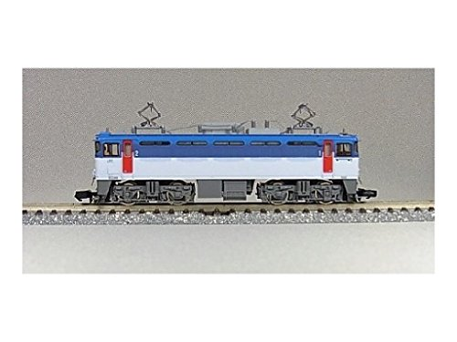 J.R. Electric Locomotive Type ED79-50 (Model Train)