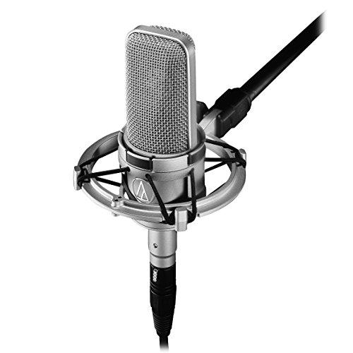 Audio-Technica AT4047/SV Cardioid Condenser Microphone
