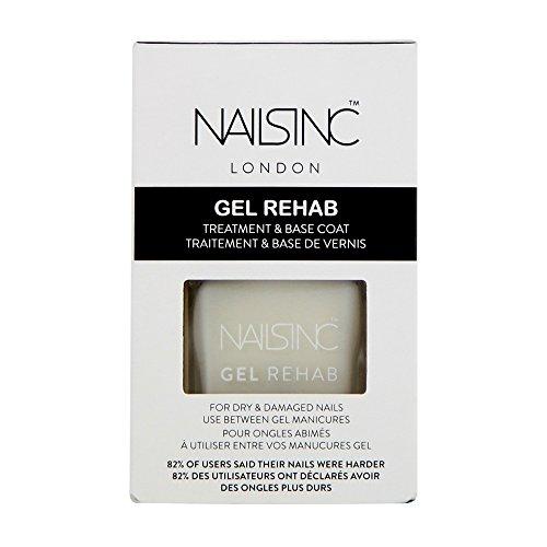 Nails Inc Gel Reha Behandlung & Base Coat