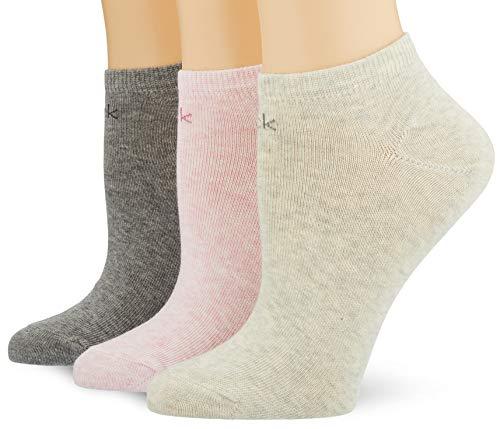 Calvin Klein Liner-Socken mit Logo für Damen Von Calcetines, multicolor, Talla única para Mujer