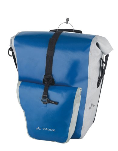 Vaude Aqua Back Plus - Bolsa lateral para bicicleta, color azul