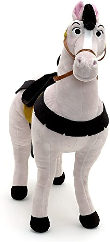Authentic Disney Sleeping Beauty Prince Phillip's Samson Horse 15 Medium Plush Soft Doll Toy by Disney