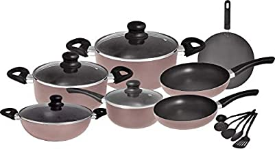 Royalford Cookware set 16pcs
