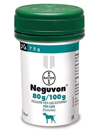 1 bayer antiparasitario para perros Neguvon, 75