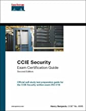CCIE Security Exam Certification Guide (CCIE Self-Study) (2nd Edition)