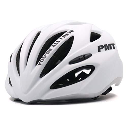 Casco, neumático adecuado para ciclismo masculino bicicleta de montaña casco mujer carretera...