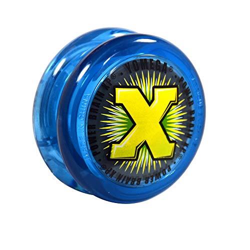 Yomega Power Brain XP Yoyo - Reaktionsschnelles Profi-Yoyo mit Schlauem Schalter, der es den Spielern ermöglicht, zwischen automatischer Rückkehr und manuellem Spiel zu wählen