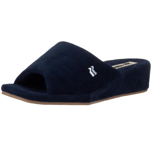 Romika Paris, Zapatillas Estar Casa Mujer, Azul Marine