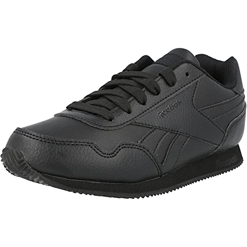 Reebok Royal CLJOG 3.0, Zapatillas de Running, Negro/Negro/Negro, 34 EU