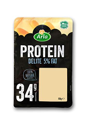 Arla Protein Queso Lonchas, 150g (Refrigerado)