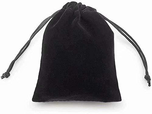 NC110 Collares con Colgante de Engranaje de Rueda de Posavasos de Puerta con Logotipo de Collar-Negro