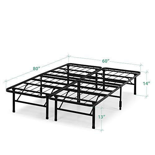 Zinus Shawn SmartBase Metal Bed Foundation Frame
